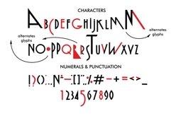 Malarstvo avangard color font Product Image 2