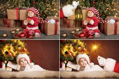 35 Santa Claus Hand Overlays Product Image 2