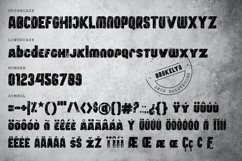 Brokelyn Font Product Image 5