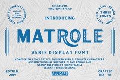 Matrole Product Image 1