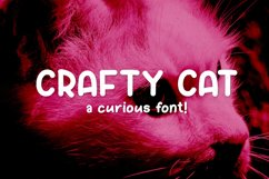 Crafty Cat Product Image 1