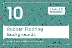 10 Rubber Flooring Backgrounds Product Image 1
