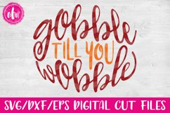 Fall Bundle - SVG, DXF, EPS Cut Files Product Image 4