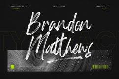 Brandon Matthews Handbrush Script Product Image 1