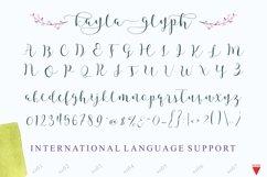 Kayla Script Product Image 4