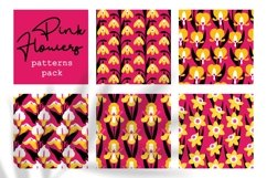 Pink & Flowers Product Image 1