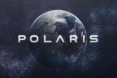 Polaris - Futuristic Font Product Image 1