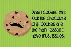ZP Raisin Cookie Product Image 4