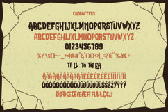 Web Font Attack Attack Typeface Product Image 4