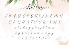 Shelline - Romantic Script Product Image 5