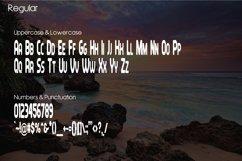 Feondra Font Duo | a Combination of Sans & Script Font Product Image 5