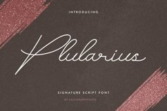 Plularius Product Image 1