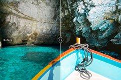 Blue Lagoon Mobile & Desktop Lightroom Presets Product Image 6
