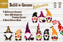 Build-a-Gnome for Halloween Bundle - create your own Gnome Product Image 1