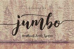 Jumbo Font Trio Product Image 6