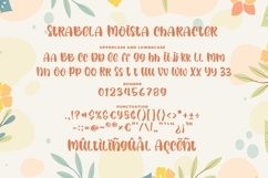 Strabela Moista - a Quirky Font Product Image 5