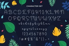 Web Font Nubella Product Image 4