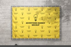 Advertising Banner Mockup Product Image 1