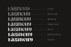 Laginchy - Quirky Serif Product Image 3
