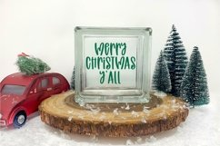 Web Font Spiked Eggnog - A Quirky Hand-Lettered Font Product Image 2