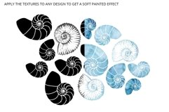 20 Huge Seamless Blue Watercolor Textures Product Image 5