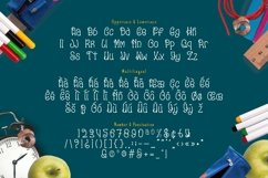 Web Font Polkafon Display Font Product Image 2