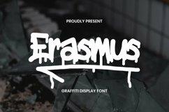 Web Font Erasmus Font Product Image 1