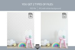 KIDS WALL & FRAMES Mockup Bundle - 3 Product Image 2
