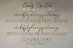 Quality SVG Bold Brush Script Product Image 2