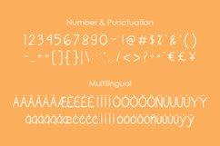 Handavia - handwritten childish font Product Image 3