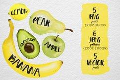 Vegan Watercolor Product Image 2