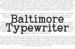 Baltimore Typewriter - SUPER PACK PROMOTION !  Product Image 2