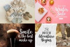 Gorgeous Font Bundle by Letterflow Product Image 11