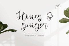 Honey & Ginger Product Image 1