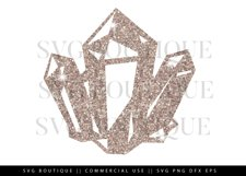 Crystals Magic Boho SVG Bundle For Crafters Product Image 5