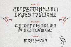 Hakio - Japanese Brush Font Product Image 5