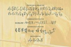 Web Font Geyala - Brush Script Font Product Image 5