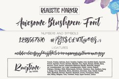 Ragtime - Brush Font Duo Product Image 5