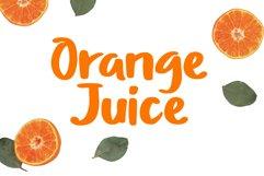 Just Marsha - Fresh Tasty Font Product Image 4