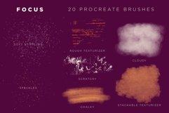 Focus - Procreate Brushes Product Image 4