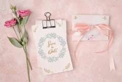 Floral botanical wedding illustrations set Product Image 5