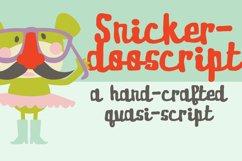 ZP Snickerdooscript Product Image 1