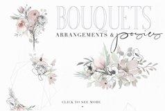 Bloom & Flourish - Floral Clipart Set Product Image 3