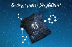 Pisces Zodiac, Constellation, Horoscope, Celestial Pack Product Image 4