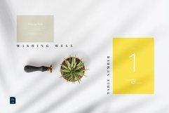 Tropical Colour Invitation Suite Product Image 3