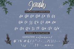 Jonah Brush Font Product Image 7
