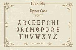 Funkerly Vintage Typeface Serif Font Product Image 6