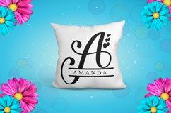 queensa monogram Product Image 3