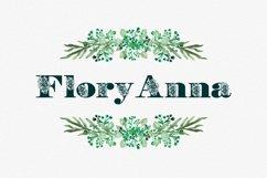 FloryAnna Font Product Image 1