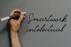 Handmade - Stylish Hand lettering font Product Image 2